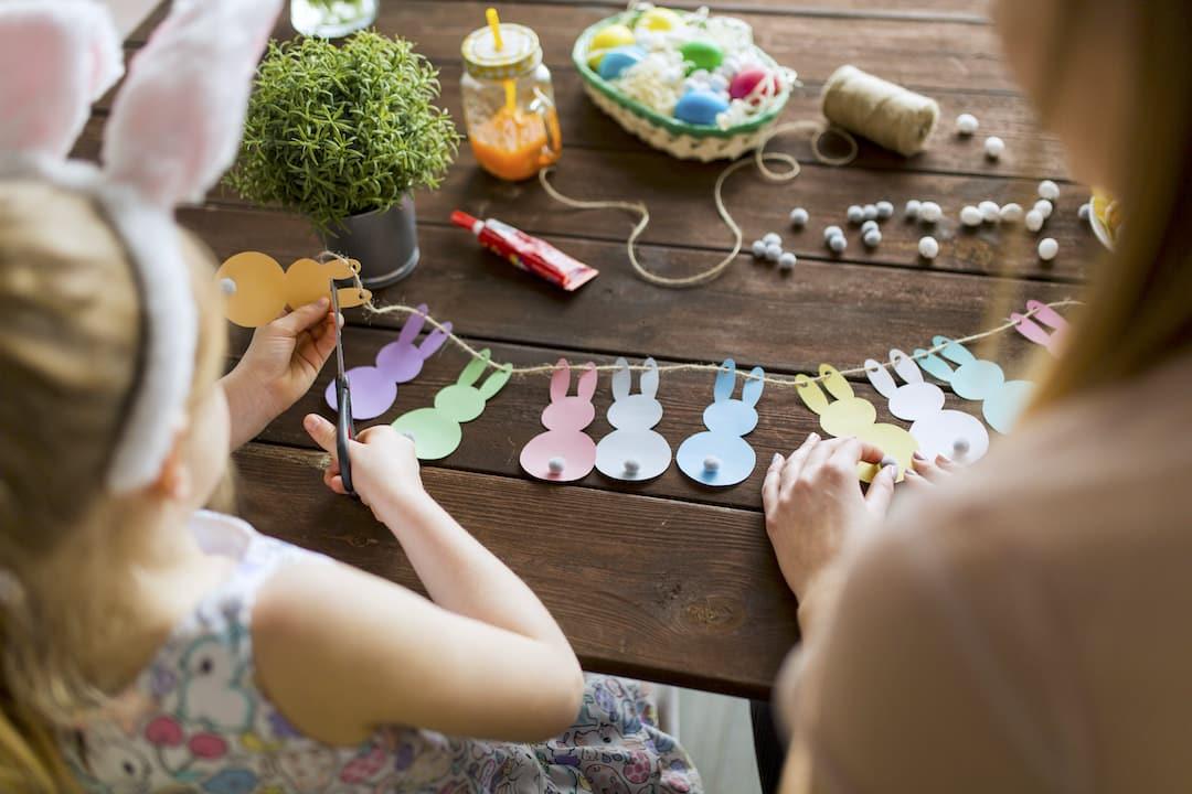 Gower Fresh Easter Trails-crafts stalls