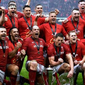 Grand Slam Day for Wales